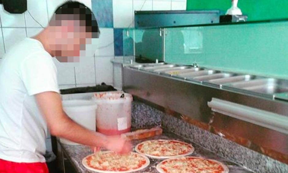 Pizzabäcker vor Gericht: Er fiel über 17 Frauen her