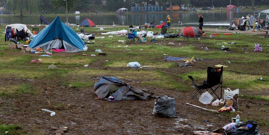 Fühlinger See Polizei ermittelt wegen Vergewaltigung auf dem Summerjam-Festival