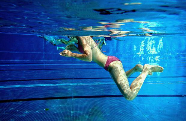 Sexuelle Belästigungen im Schwimmbad