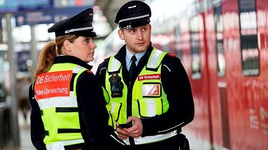 Bahn will Sicherheitspersonal einstellen