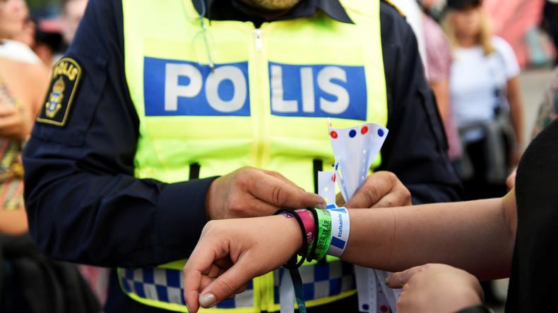 Die Ohnmacht der schwedischen Polizei gegen sexuelle Übergriffe