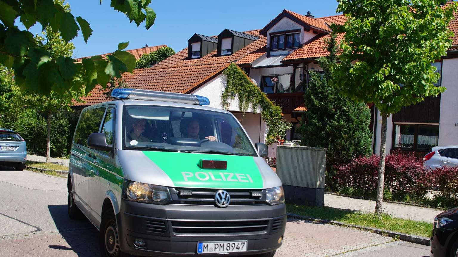 Nach Dorffest vergewaltigt? Großeinsatz in Aschheim