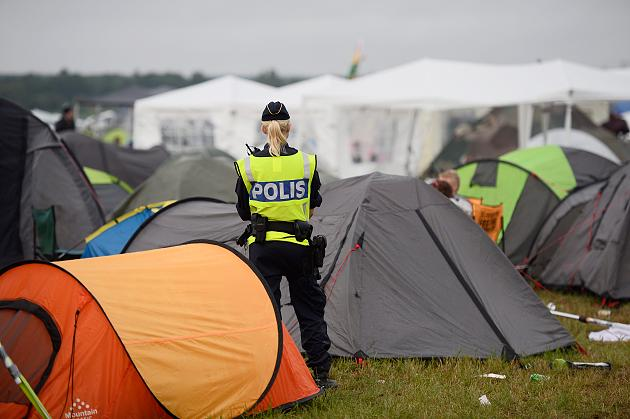 Frauen auf Festival in Schweden vergewaltigt