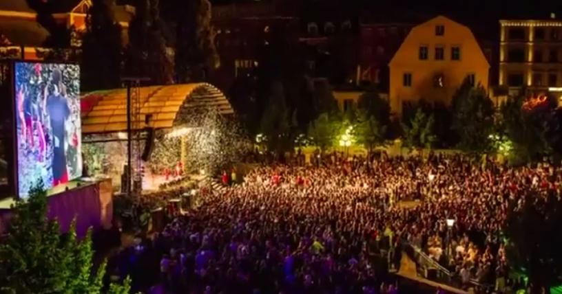 Sexuelle Übergriffe bei Jugendfestival in Schweden