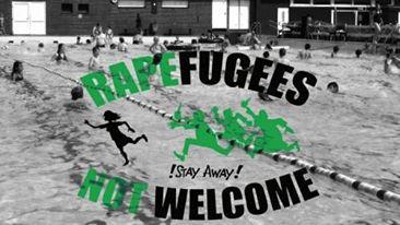 Rapefugee schlägt zu