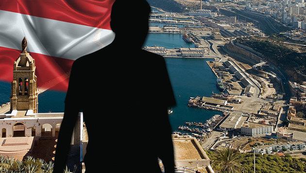 Vergewaltiger aus Algerien will Asyl in Österreich