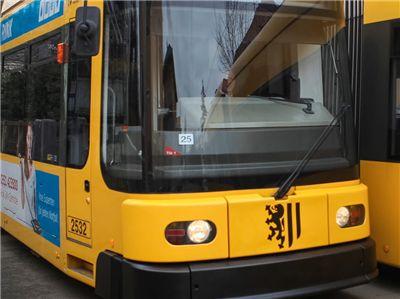 Vier Männer beschützen 28-Jährige in Straßenbahn