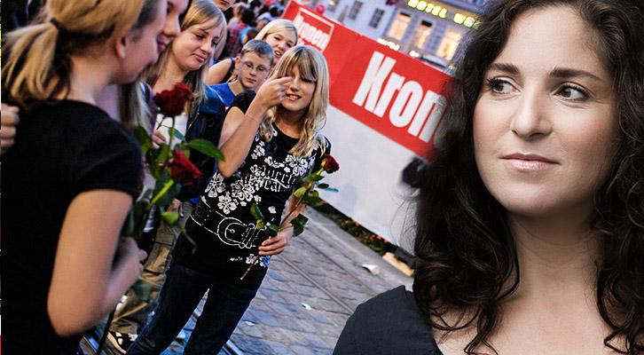 Sex-Attacke auch beim Linzer Krone-Fest!