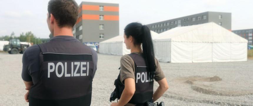 Flüchtlingstrio soll 13jähriges Mädchen vergewaltigt haben