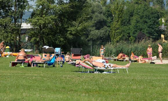 Mehr Vorfälle in Wiener Bädern gemeldet