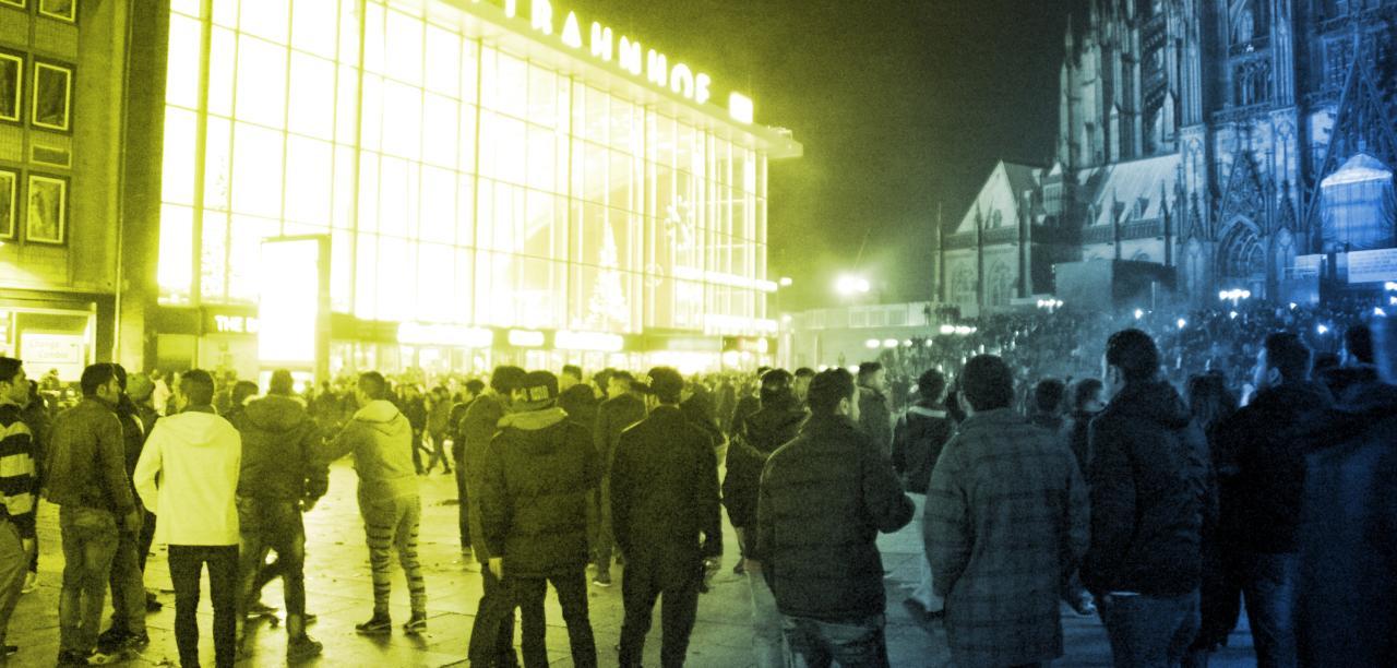 """Das Phänomen """"taharrush gamea"""" ist in Deutschland angekommen"""