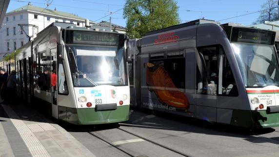 Sexuelle Übergriffe in Augsburger Straßenbahnen: 27-Jähriger verurteilt