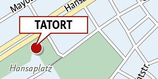 25-jährige Kölnerin im Hansapark vergewaltigt
