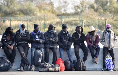 """Die """"Dschungel""""-Refugees aus Calais kommen – Zuflucht-Suchende aber auch Vergewaltiger und Räuber"""