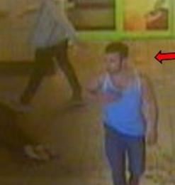 24-Jährigen in der U-Bahn bewusstlos geprügelt Polizei jagt zwei üble Schläger