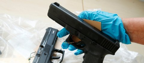 Zugang zu Waffen soll begrenzt werden