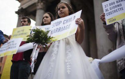 Hier heiraten keine Kinder