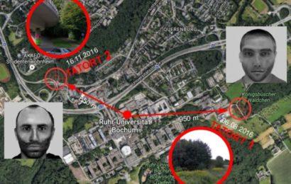 Zweiter Vergewaltigungsfall nahe Uni Bochum – DNA-Reihentests vorbereitet – Studentendorf bekommt Sicherheitszaun