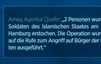 """Mord an 16-Jährigem: Wenn der """"Islamische Staat"""" das ZDF eines Besseren belehrt"""