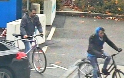 91-Jährige in Reutlingen überfallen Polizei fahndet mit Bildern nach Tätern