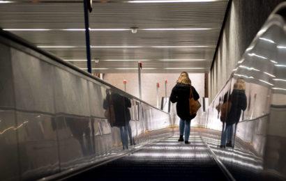 U-Bahn-Treter von München Festnahme