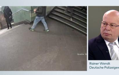 """""""Wir können nicht auf jedem Bahnsteig Polizisten postieren"""""""