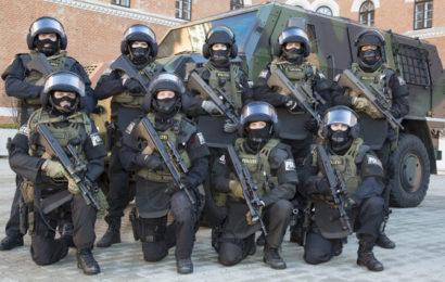 7000 Polizisten stehen zu Silvester im Einsatz