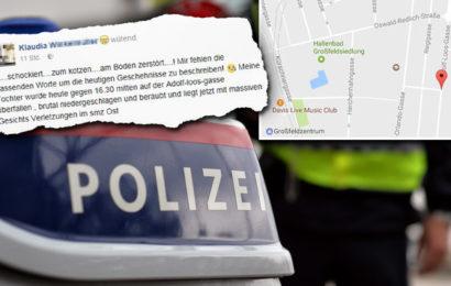 15- Jährige von Räubern spitalsreif geprügelt