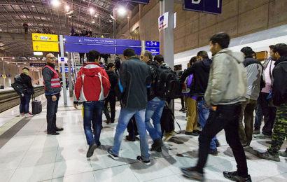 Migranten haben in Deutschland in sechs Monaten 142.500 Straftaten begangen