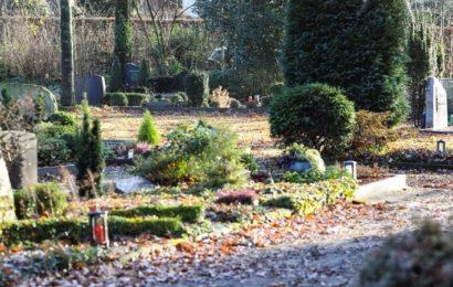 40-Jähriger gesteht Vergewaltigung von Rentnerin auf Friedhof