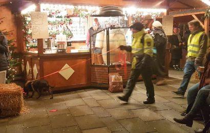 47-Jährige belästigt – Polizei setzt Spürhunde ein