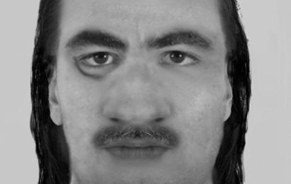 Polizei fahndet mit Phantombild Unbekannter nach versuchter Vergewaltigung gesucht