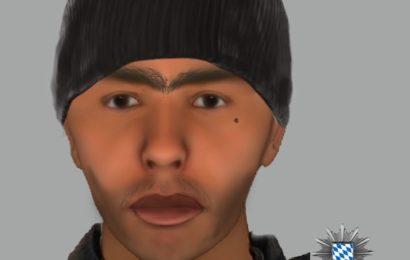 Nach versuchtem Handtaschenraub – Polizei fahndet mit Phantombild nach Täter