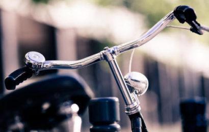 Selbstbefriedigung im Klenzepark – Radfahrer zieht blank