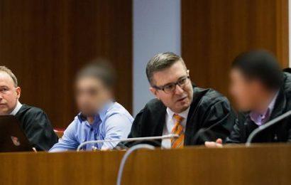 Hauptangeklagter Walid S. bestreitet Vorwürfe