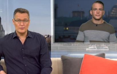 Ex-Polizist Nick Hein verteidigt Kölner Silvestereinsatz