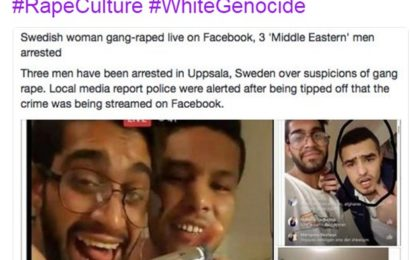 Facebook: Nippel verboten, Vergewaltigung erlaubt