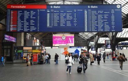 Schlägereien und sexuelle Übergriffe in Zürich