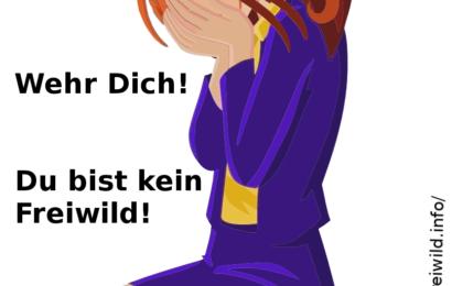 Frauen wehrt euch! #120db