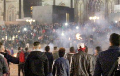 Junge Araber sehen Köln als Partystadt