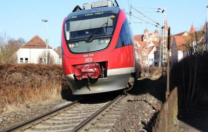 Wieder Übergriff im Regionalzug