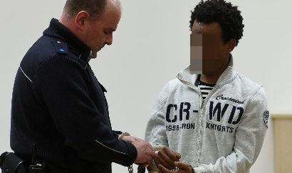 Flüchtling nach Vergewaltigungsversuch in Saalfeld vor Gericht