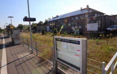 Schüler bedroht 24-Jähriger zückt am Bahnhof Wolfen sein Messer
