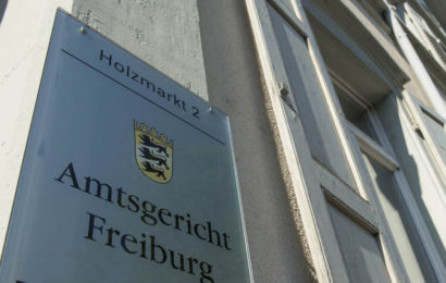 23-Jähriger zu Haft wegen sexueller Belästigung auf dem Disko-Klo verurteilt