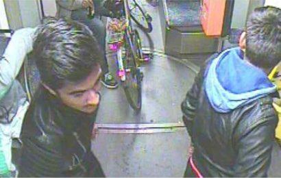Polizei jagt Handtaschen-Räuber