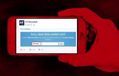 #XYEinzelfall fällt Zensur zum Opfer