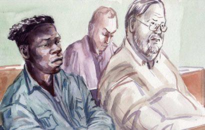 """Türsteher sagt im Prozess um Vergewaltigung aus: """"Diese Nacht war schlimm"""""""