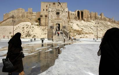 In Syrien ist Vergewaltigung eine Kriegswaffe