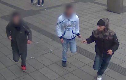 Zwei Männer in Untersuchungshaft  Trio raubt Handy einer 11-Jährigen