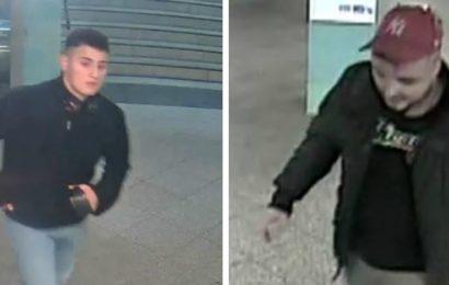 Streit nach Discobesuch Polizei sucht mit Fahndungsfotos nach Messerstechern